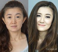 Before & After คลาสแต่งหน้าตัวเอง