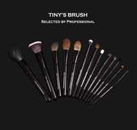 Tiny Professional Brush